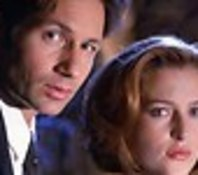 X-Files together? The truth is out there